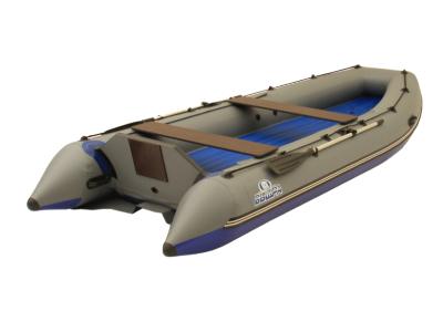 Лодки ПВХ Выдра под водомет