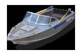 Лодка моторная Windboat 47 (L, базовая)