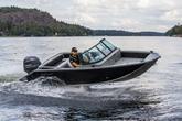 VOLZHANKA 46 FISH с мотором Yamaha F 60 (L, комплектация 232)
