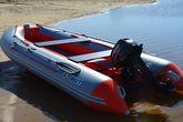 Азимут Vector 370 (красный/т.синий)