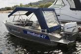 Лодка моторная Windboat 47 Pro (S, базовая)