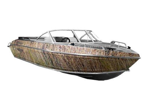 Лодка Волжанка 49 Классик (S, базовая)
