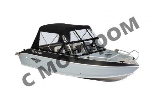 VOLZHANKA 51 FISH с мотором Yamaha F 70 (L, базовая)