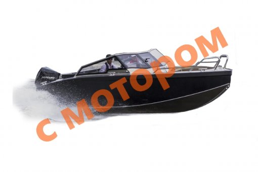 VOYAGER 700 Open с мотором Mercury 200 XL DS