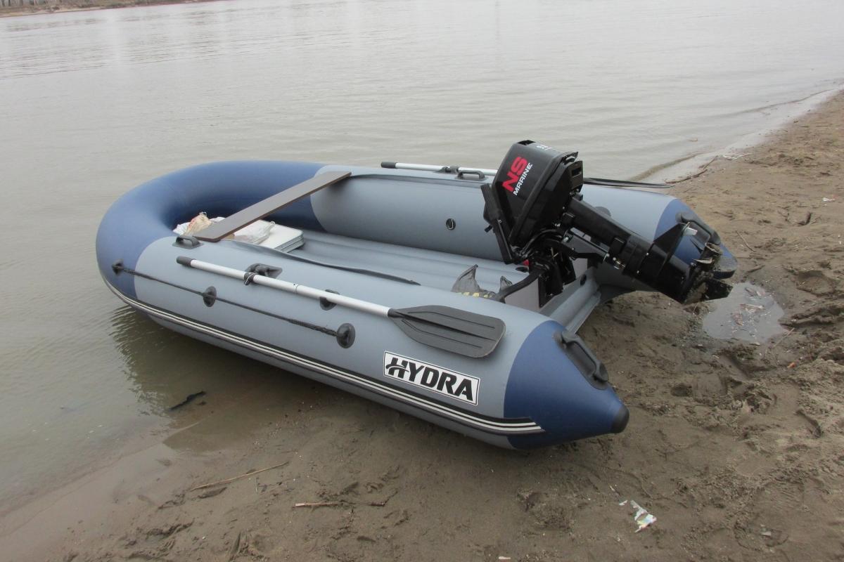 сайт производителя лодок гидра